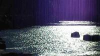 青紫光のシャワー3