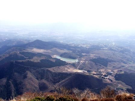 山上駅から志高瑚P1011449