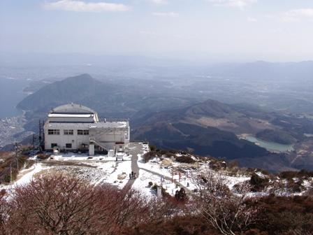 山頂途中から山上駅P1011453