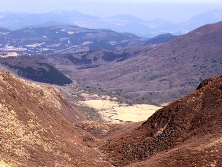 稲星山頂から棒がツルP1011637