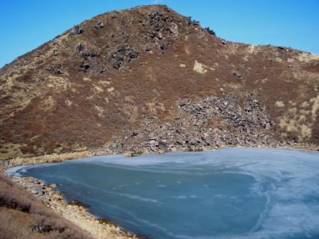 御池の氷CIMG0184