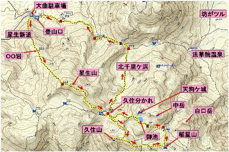 登山ルートcc