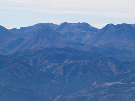 中岳 久住山のアップPB041988