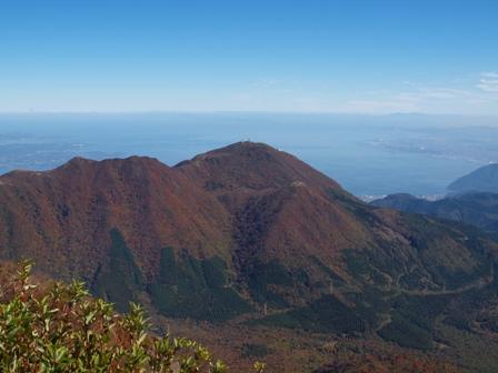 鶴見岳方面PB041993