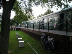 列車ライダーハウス
