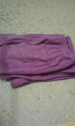 紫パジャマ