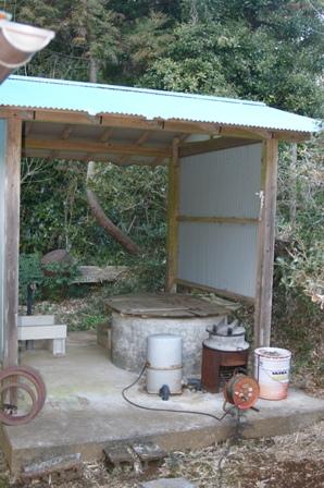 2010.2.10 井戸小屋