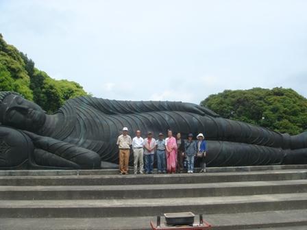 2010.6.13 寝釈迦