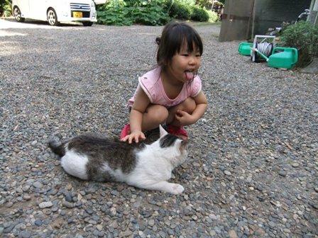 2010.7.19ごん太と唯花
