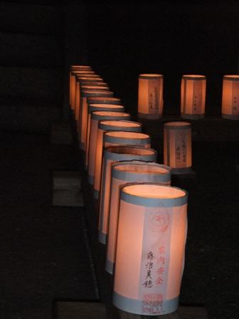 2010.8.16 長楽寺の夜 (5)