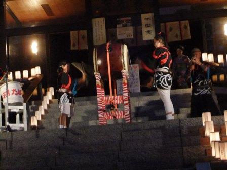 2010.8.16 長楽寺の夜 (4)