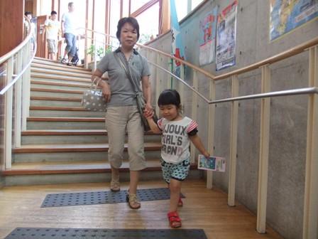 2010.8.18 唯花と館山に海水浴へ 002