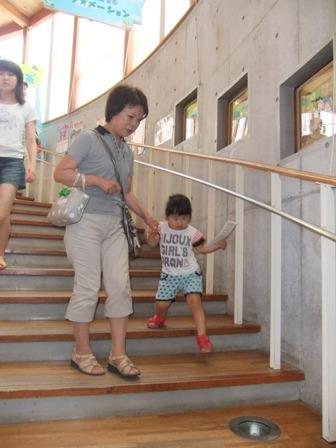 2010.8.18 唯花と館山に海水浴へ 003