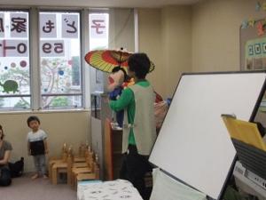七夕 人形劇 「織姫を探しに」