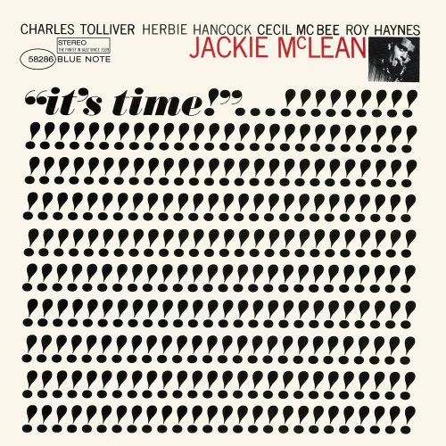 It's Time! Jackie McLean