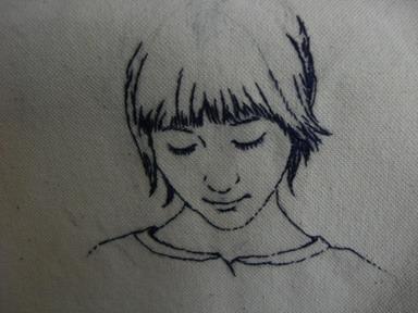 娘の刺繍・・・・追加