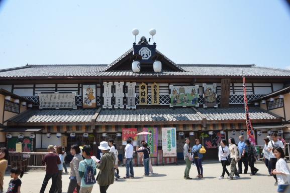 歌舞伎小屋