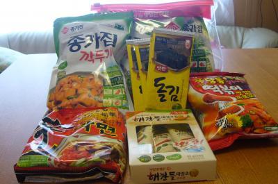 韓国食べ物
