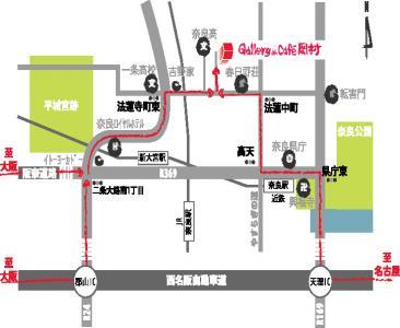 G&C岡村地図