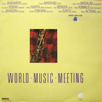 world music meeting