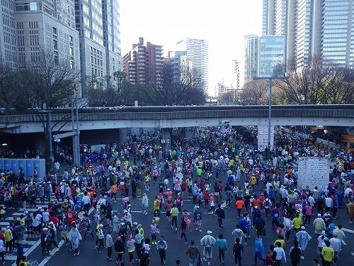 2013東京マラソン (1)