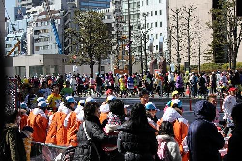 東京マラソン (7)