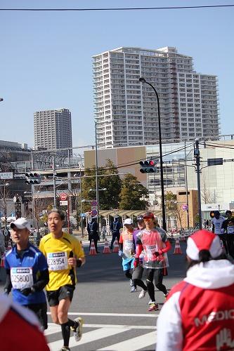 東京マラソン (14)