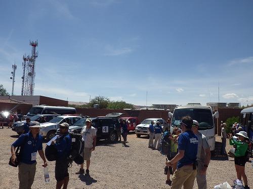 Atacama キャンプに移動 (8)