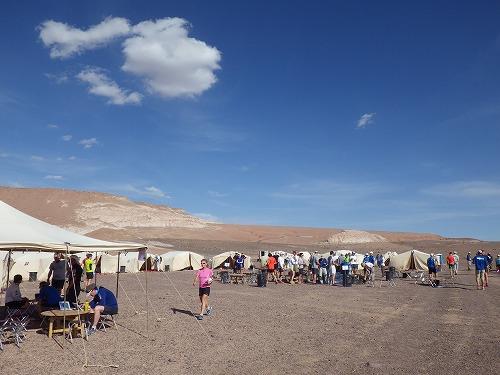 Atacama キャンプに移動 (10)