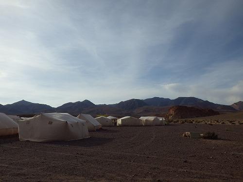 Atacama キャンプに移動 (11)