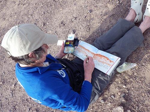 Atacama キャンプに移動 (13)