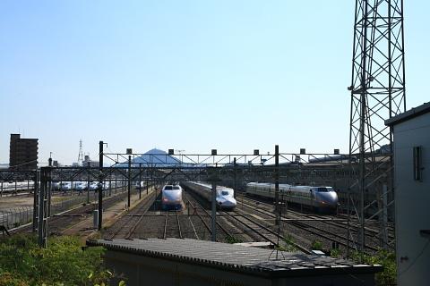 新幹線基地6