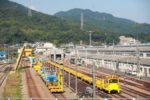 新幹線基地1