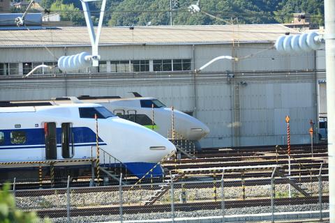 新幹線基地3