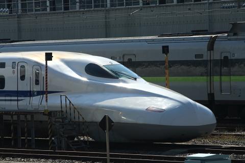 新幹線基地5