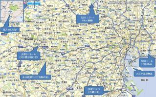 荒川&多摩川サイクリングコース