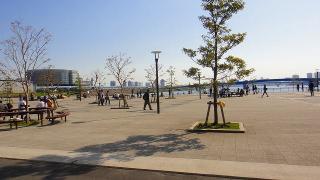 ららぽーと豊洲(公園前)