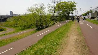 多摩川、瀬戸橋