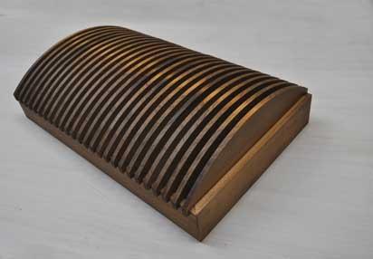 じざい工房の素材を生かす家具作り 配電盤カバー