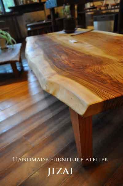小林康文の素材を生かす家具作り じざい工房 那須高原