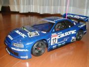 カルソニックR34 GT-R