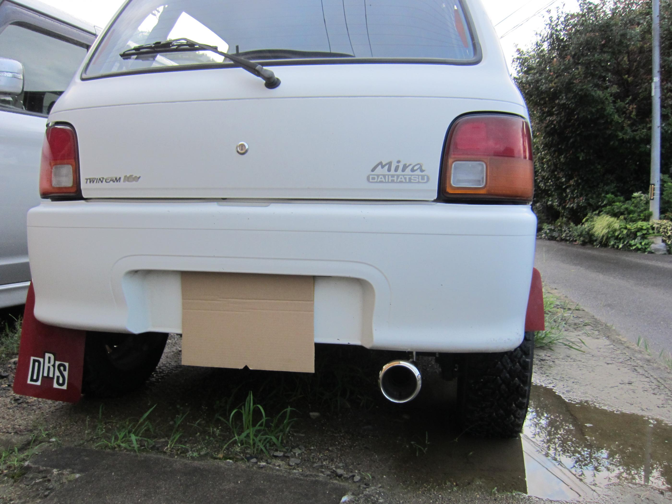 AutoJuwell LiBRE(オートジュエル リブレ マフラー)1
