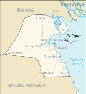 548px-Map_of_Kuwait_Failaka_(lithuanian).png