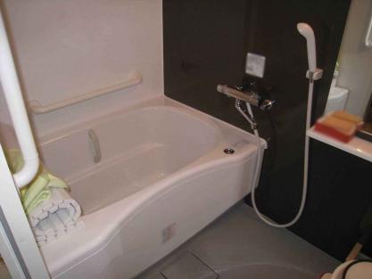 【施工事例vol.49】施工後:ユニットバスの交換(マンション浴室リフォーム)