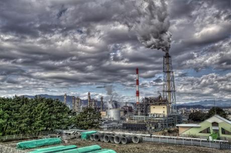 富士市の工場
