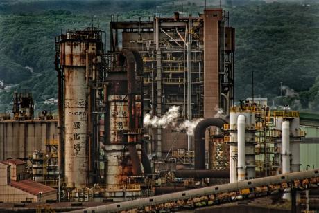 新日本製鐵室蘭製鉄所