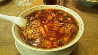 ぷん福まる 酸辣湯麺
