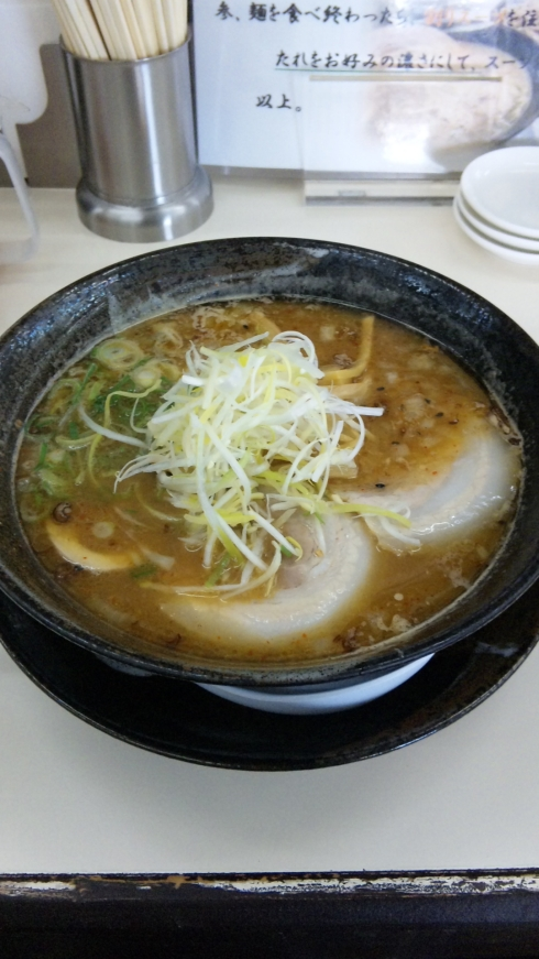 彩色ラーメンきんせい 交野製麺所 (2)