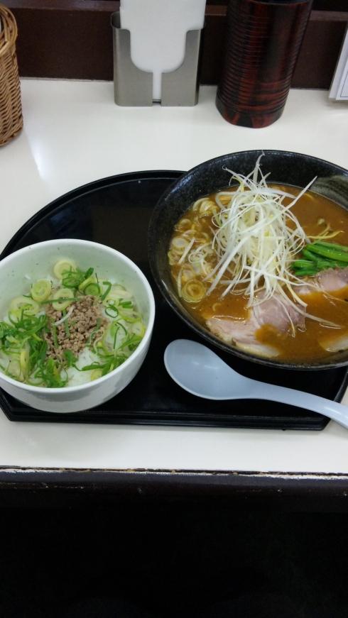 彩色ラーメンきんせい 交野製麺所 (3)