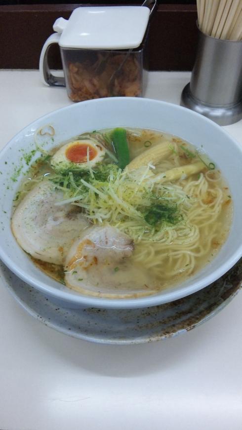 彩色ラーメンきんせい 交野製麺所 (5)